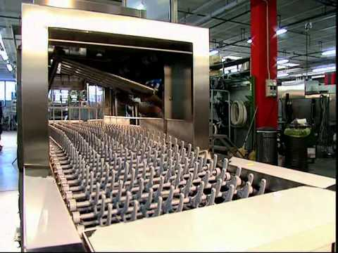 COMENDA COMMERCIAL DISHWASHERS: THE FACTORY