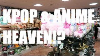 THIS STORE IS KPOP & ANIME HEAVEN!