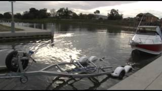 BOAT LAUNCHING DEVICE - Boating Basics