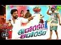 Jabardasth | 27th September 2018 | Full Episode | ETV Telugu