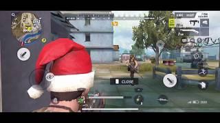 TOP 1 Solo VS Squad / Submachine + Shotgun (RoS)