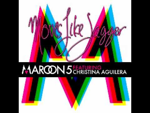 Moves Like Jagger (remix Developed By Artur Santana) - Maroon 5 Ft. Christina Aguilera video