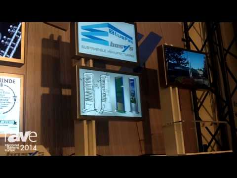 ISE 2014: Basys Showcases IP-Based Highlight Display Range for Retail Digital Signage