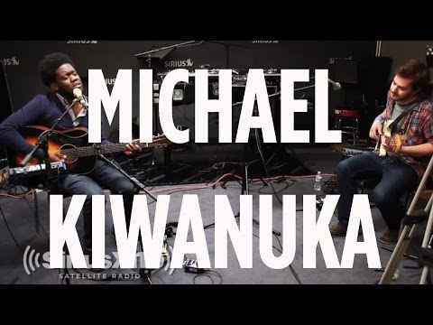 "Michael Kiwanuka ""May This Be Love (Waterfall) Acoustic at SiriusXM"