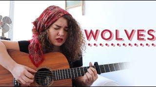 Download Lagu Selena Gomez, Marshmello - Wolves Cover Gratis STAFABAND