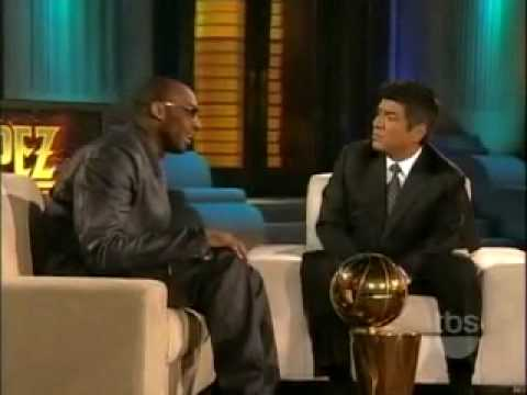 Lopez Tonight-Kobe Bryant MVP-Champion-Angeles Lakers.mp4-Interview-HQ Video