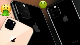 Apple, what are you doing... 2019 iPhone XI Leaks