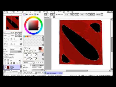 Как сделать линию в paint tool sai - paket-nnru