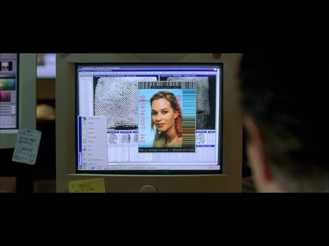 Agent bez minulosti - Bourn (ILLUMINATI, CIA Big Brother)
