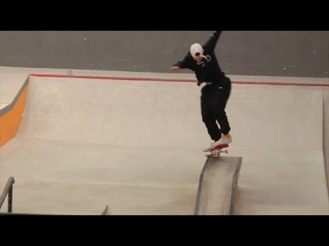 International Skateboarding Open Finals