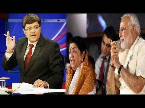 The Newshour  Debate: Bollywood Split - Full Debate (16th April 2014) video