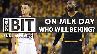 Sports BIT | On MLK Day, Who Will Be King?  | Sports Center for Bettors
