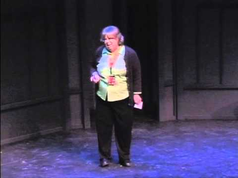 TEDxEMU - Kathy Orschlen - Creativity is expected, but the process is not respected