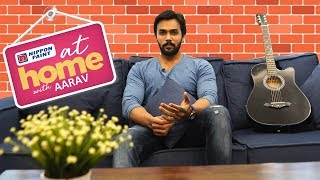 At home with Big Boss Winner Aarav   Home is where peace is   JFW At Home