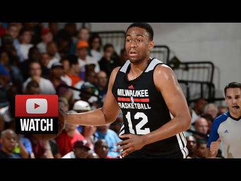 Jabari Parker Full SL Highlights 2014.07.18 vs Warriors - 20 Pts, 15 Reb