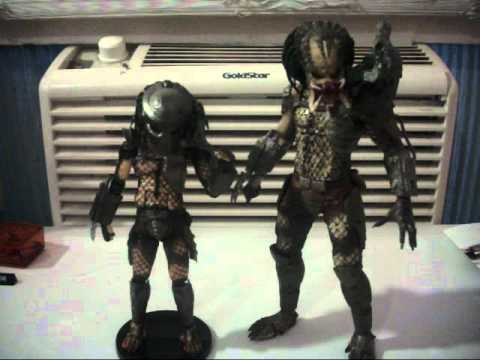 Sci-fi Revoltech predator review