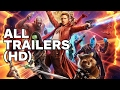Guardians Of The Galaxy Vol. 2 (2017)   All Trailers