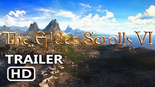 The Elder Scrolls VI Official Trailer TEASE (2019) SKYRIM 2 E3 2018 Game HD
