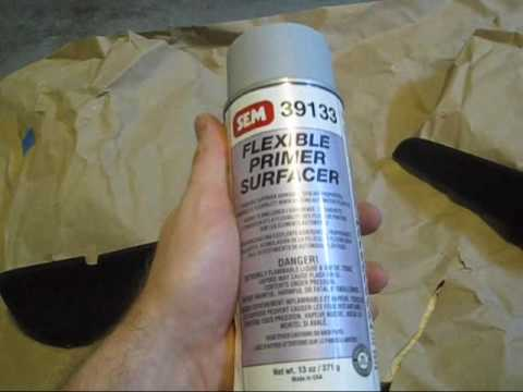 2009 Honda Accord Custom Splash Guard Paint Video