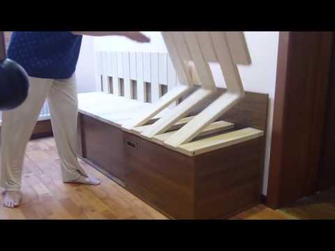 Выдвижная кровать трансформер своими руками 2