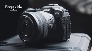Canon EOS RP - Best Settings For Video