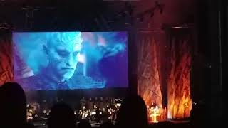 The Night King - Game of Thrones Live Concert Experience 2019
