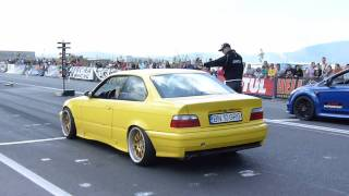 BMW 328 vs FORD RS