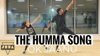 Download The Humma Song | DANCE | OK Jaanu | Shraddha Kapoor | A.R. Rahman, Badshah @JeyaRaveendran choreo 3Gp Mp4