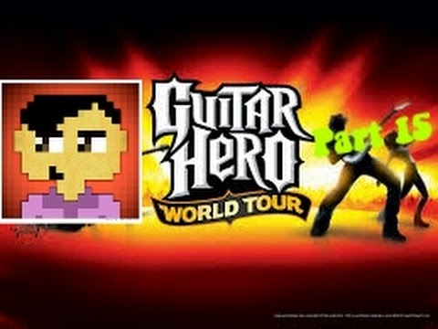Guitar Hero World Tour Part 15 JIMI HENDRIX