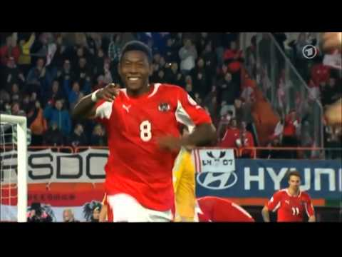 David Alaba - Best of Nationalteam
