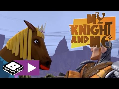 Şövalyem Ve Ben | Ejderha Kandırmaca | Boomerang