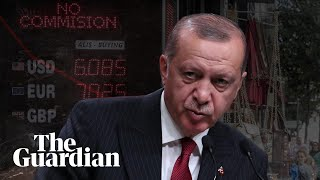 Why has Turkey's currency collapsed?