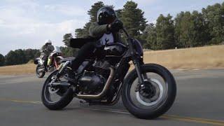 Royal Enfield Interceptor 650 custom by Old Empire Motorcycles