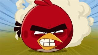 WE ARE BURNING RANGERS - AN ANGRY BIRDS MUSIC VIDEO