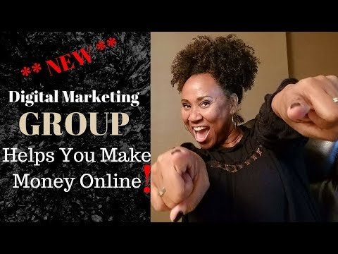New Digital Marketing Group Teaches You How to Make Money Online