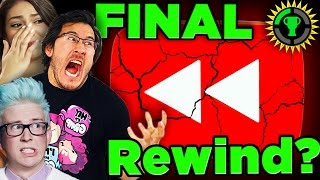 Game Theory: Will 2015 be THE END of YouTube Rewind?