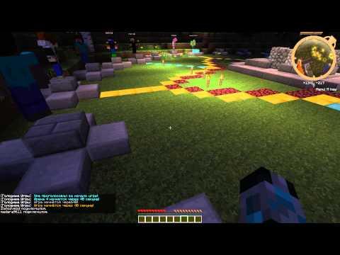 сервера майнкрафт с модами на оружие и с голодными играми #3