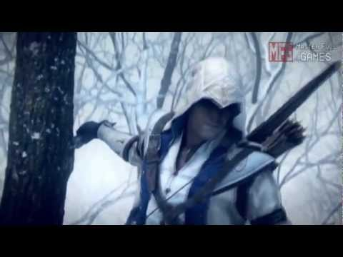 Assassin\'s Creed 3 - Trailer CG legendado
