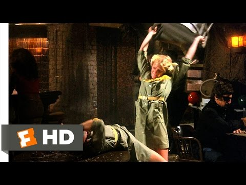 Airplane! (4/10) Movie CLIP - Girl Scout Tussle (1980) HD