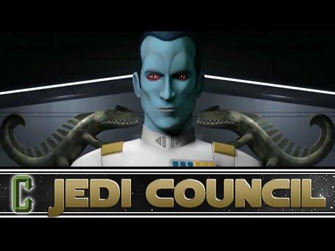 Star Wars Celebration Day 2 Report - Collider Jedi Council