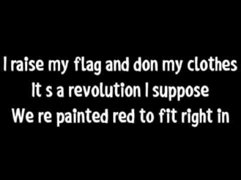 Imagine Dragons  Radioactive Lyrics (HQ)