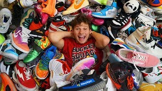 JESSER $30,000 INSANE RARE SHOE COLLECTION