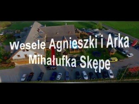 Super Niespodzianka ANDRE Na Weselu U Agnieszki I Arka W Mihałufce Skępe .