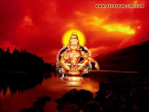 Pambayil Pirannu....ayyappa Devotional Song video