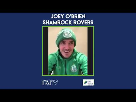 INTERVIEW | Shamrock Rovers defender Joey O'Brien on returning to training