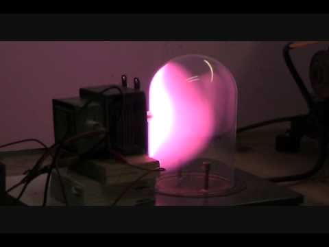 Magnetron #6 - Irradiating A Vacuum Jar