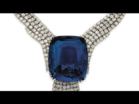 The story behind the Blue Belle of Asia   Priceless Pieces
