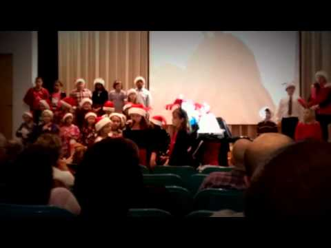 Brooke's chorus concert 2013 Severn School