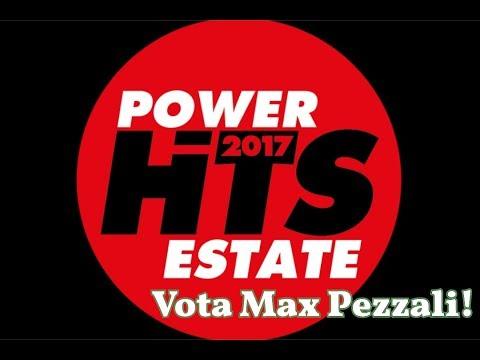 RTL 102.5 Power Hits Estate 2017: VOTA MAX PEZZALI!