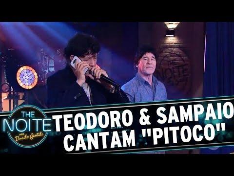 Teodoro & Sampaio cantam